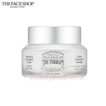THE FACE SHOP The Therapy Hydrating Anti-Aging Cream 50ml,THE FACE SHOP