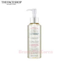 THE FACE SHOP The Therapy Serum in Oil Cleanser 225ml,THE FACE SHOP