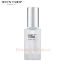 THE FACE SHOP Zero Fit Primer Poreless 30ml,THE FACE SHOP