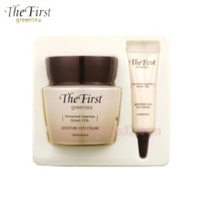 THE FIRST GREENTEA Moisture Hyo Cream Set 2items,THE FIRST GREENTEA