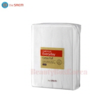 THE SAEM Care Plus Everyday Cotton Puff 1200ea,THE SAEM