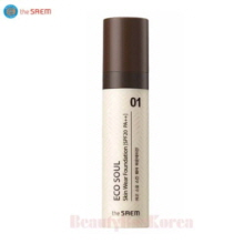 THE SAEM Eco Soul Skin Wear Foundation 30ml,THE SAEM