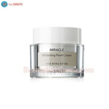 THE SAEM Miracle Whitening Pearl Cream 50ml,THE SAEM