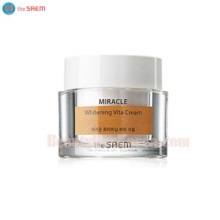 THE SAEM Miracle Whitening Vita Cream 50ml,THE SAEM