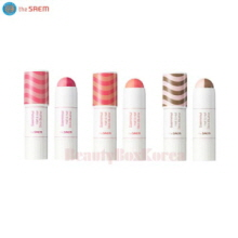 THE SAEM Saemmul Half & Half Stick Blusher 7g,THE SAEM