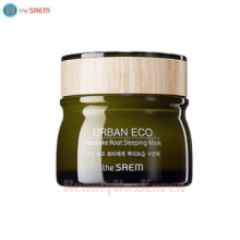 THE SAEM Urban Eco Harakeke Root Sleeping Mask 80ml,THE SAEM