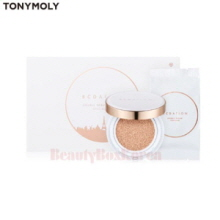 TONYMOLY BCDation Double Serum Cushion Set 10g*2ea,TONYMOLY
