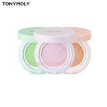 TONYMOLY Face Mix Primer Color Cushion SPF50+PA++++ 10g,TONYMOLY