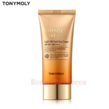 TONYMOLY Intense Care Gold 24K Snail Sun Cream SPF50+ PA++++ 50ml,TONYMOLY