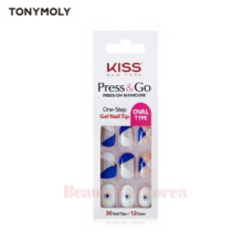 TONYMOLY Kiss New York Press & Go 1set,TONYMOLY