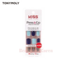 TONYMOLY Kiss New York Press & Go Premium 1set,TONYMOLY