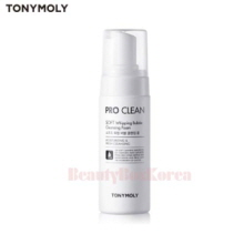TONYMOLY Pro Clean Soft Whipping Bubble Cleansing Foam 150ml,TONYMOLY