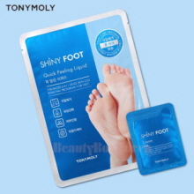 TONYMOLY Shiny Foot Quick Peeling Liquid 20ml*2,TONYMOLY