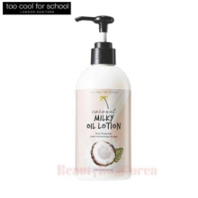 TOO COOL FOR SCHOOL Coconut Milky Oil Lotion 300ml,TOO COOL FOR SCHOOL