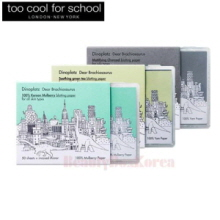 TOO COOL FOR SCHOOL Dinoplatz Dear Brachiosaurus Blotting Paper 50ea,TOO COOL FOR SCHOOL