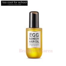 TOO COOL FOR SCHOOL Egg Remedy Hair Oil  100ml,TOO COOL FOR SCHOOL
