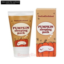 TOO COOL FOR SCHOOL Pumpkin Sleeping Pack 100ml,TOO COOL FOR SCHOOL