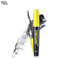 TOUCH IN SOL Stretchex Stretch Lash Effect Mascara 7g,TOUCH IN SOL