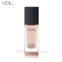 VDL Face Supreme  Satin Foundation SPF20 PA++ 35ml, VDL