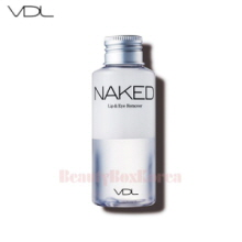 VDL Naked Lip & Eye Remover 100ml, VDL
