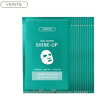 VERITE Real Power Shine Up Mask 25ml*10ea,VERITE