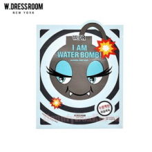 W.DRESSROOM I am Water Bomb! Cellulose Sheet Mask 25g,W.DRESSROOM