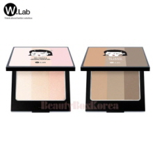W.LAB 3D Shade Highlighter & Shading 10g,W.LAB