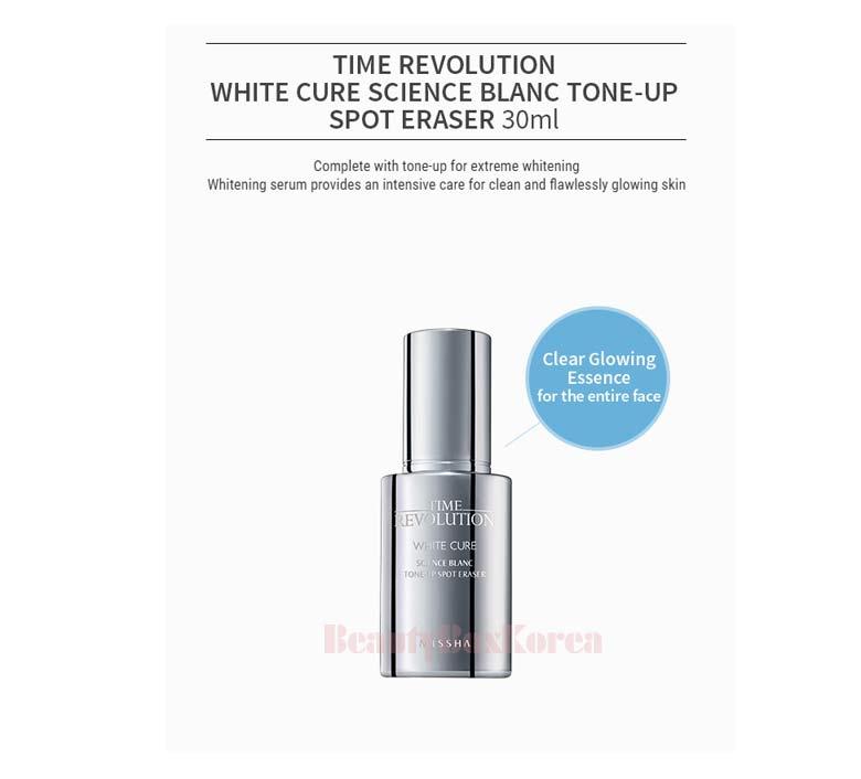 Beauty Box Korea - MISSHA Time Revolution White Cure Science