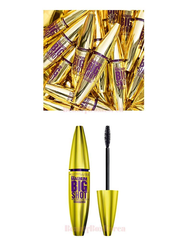 8e752cf6c3b Beauty Box Korea - MAYBELLINE The Magnum Big Shot Waterproof Mascara ...