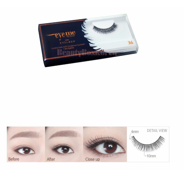 Beauty Box Korea - PICCASSO Eye Me Eyelash #36 1ea | Best