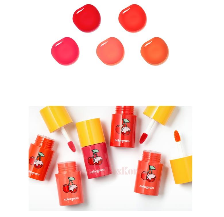 Beauty Box Korea - COLORGRAM Oil Pop Tint 4 5g | Best Price