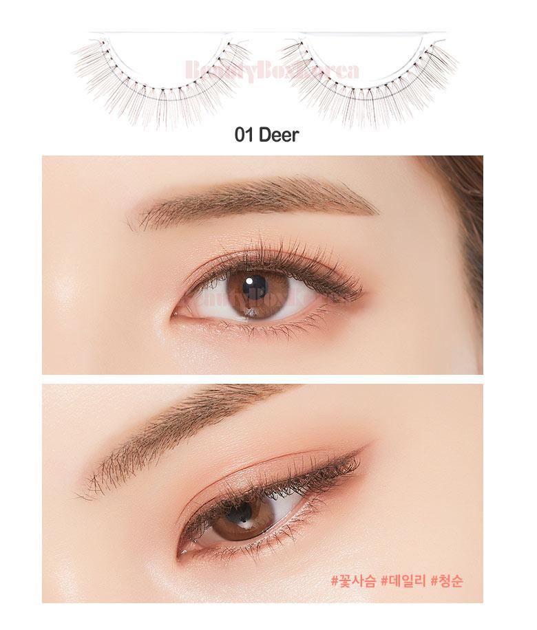 Beauty Box Korea - MISSHA Secret Lash 1ea | Best Price and