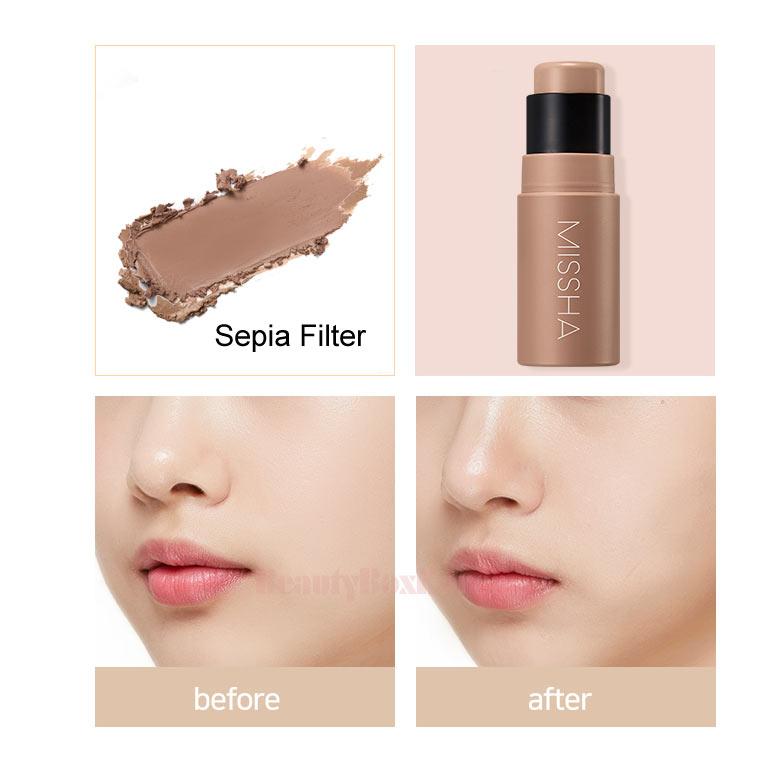 Beauty Box Korea - MISSHA Velvet Like Color Stick 7 8g