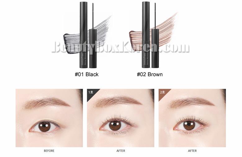 b3b83202560 Beauty Box Korea - INNISFREE Skinny Microcara Zero 3.5g | Best Price ...