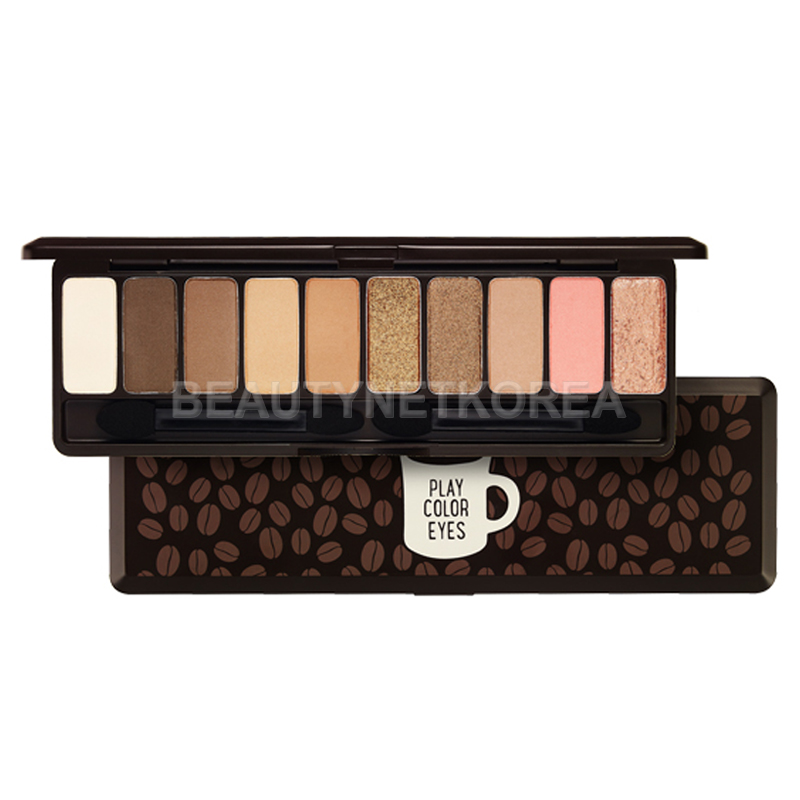 [ETUDE HOUSE] Play Color Eyes In The Cafe 1g x 10ea (Weight : 88g)