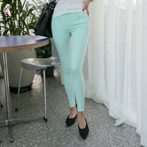 Dabagirl Mid Rise Slim Fit Pants