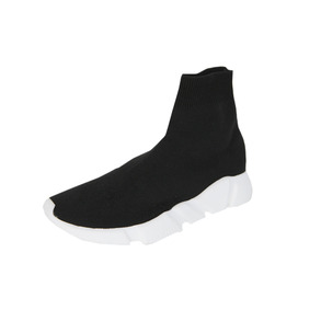 Dabagirl Ankle-High Slip-On Sneakers
