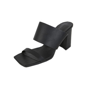 Dabagirl Open Square Toe Heeled Sandals