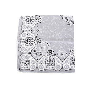 Dabagirl Paisley-Patterned Scarf