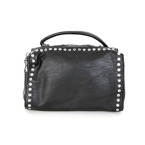 Dabagirl Eyelet Detail Pleather Crossbody Bag