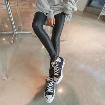 Dabagirl Solid Tone Leggings