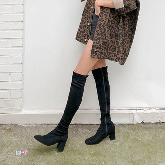 Dabagirl Thigh High Boots