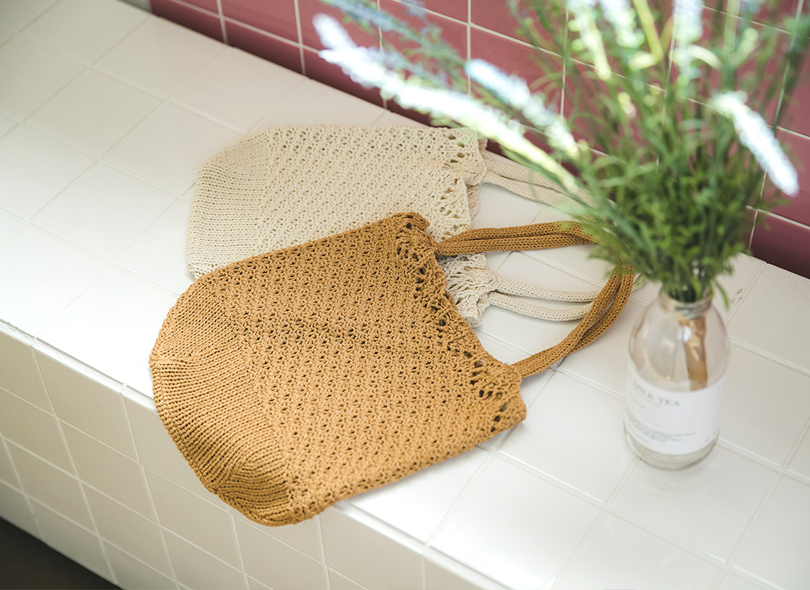 Knitted Fabric Bag