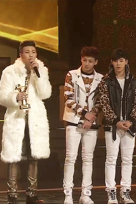 ByTheRCELEBRITY (방탄소년단(BTS)Golden Disk Awards)