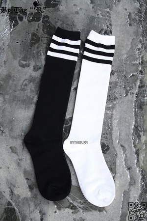 ByTheRNoble knee socks