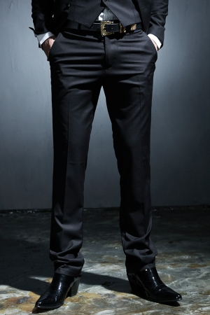ByTheRBlack Color Point Slacks