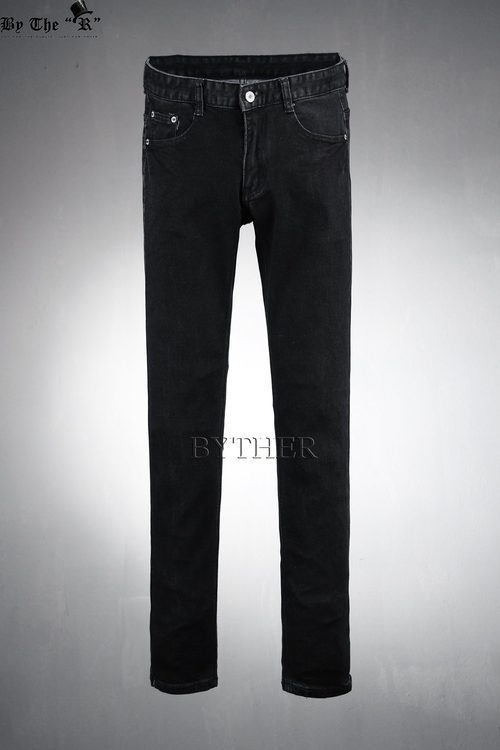 ByTheRBasic Black Denim Pants