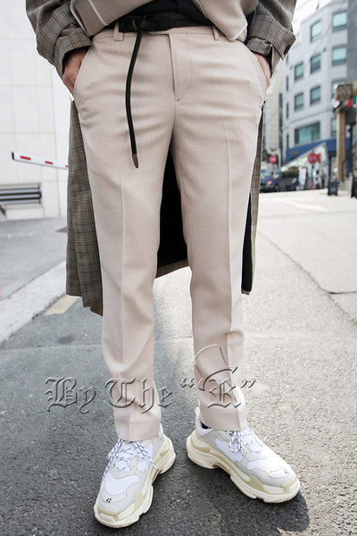 ByTheROatmeal Span Casual Slim Slacks
