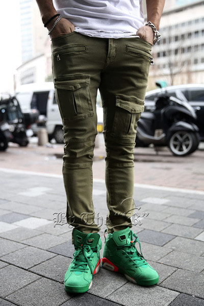 ByTheRFront Pocket Cargo Pants