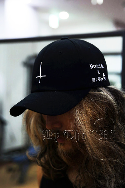 ByTheRByTheR X ProjectR Ball Cap